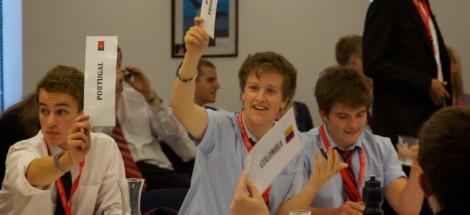 Evatt delegates are excited!