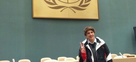 THIMUN 2014 Review – by Ben Manifold