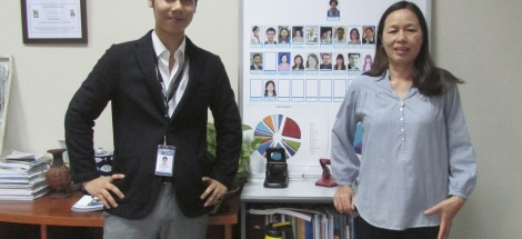 Meet Taka – an UN Youth Volunteer working hard in Vietnam