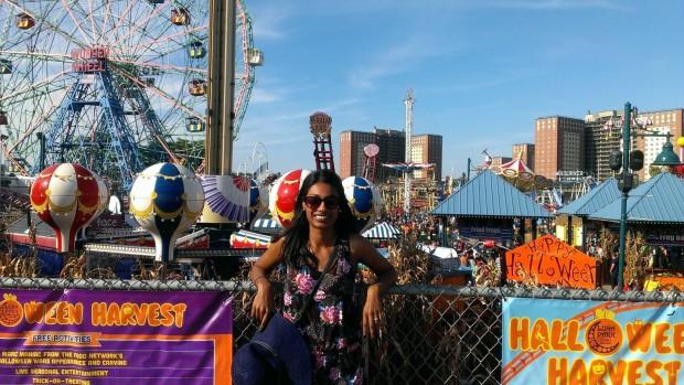 Laura John_Coney Island
