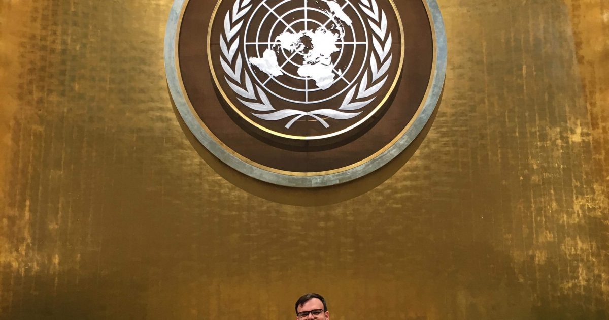 Tremendous The 2018 Youth Representative Address To The United Nations Home Interior And Landscaping Ponolsignezvosmurscom